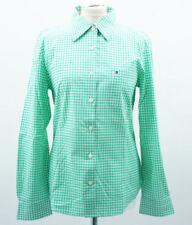 Karierte Tommy Hilfiger Damenblusen, - tops & -shirts