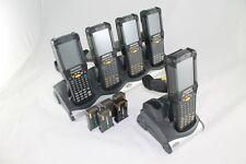 Lot of 5x Symbol/Motorola MC9090-G