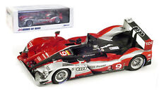 Spark 43LM10 Audi R15 Plus TDI #9  Le Mans Winner 2010 - 1/43 Scale