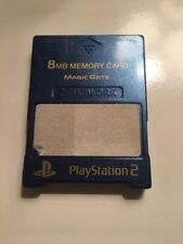 Sony 8MB Memory Card PlayStation 2 - Black