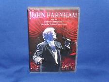 JOHN FARNHAM with THE SYDNEY SYMPHONY - AUSTRALIAN DVD