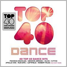 TOP 40-DANCE 2 CD (GROOVE ARMADA, PLANET FUNK, DR.ALBAN, ...) NEW+