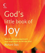 God's Little Book of Joy by Richard Daly (Paperback) New Book
