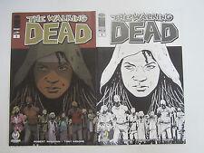 The Walking Dead Wizard World Sacramento 2015 Exclusive Color/ Black & White Set