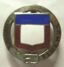 WW2 121st Combat Engineer Regiment Unit Crest D.I. - PB  - 29th Division Unit