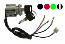 Ignition Switch Universal 4 wire held on with nut