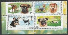 Russia 2019 Animals, Pets, Dogs, 4 MNH stamps