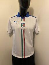 Puma Italy Football Soccer T-shirt Away 2016 - 2017  Size M