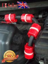 4 x PARES Gasolina Diesel Ahorrador De Combustible Magnético CHRYSLER DAEWOO
