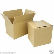 Lot of 50 4x6x8 small boxes for shipping Boxes are high quality cardboard boxes