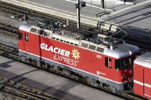 "Noch 7074053 KATO - Ge4/4 ""Glacier Express"" Lokomotive #623  #Neu in OVP#"