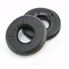 Replacement Leatherette Ear Pads Leather Cushions Fits Sennheiser HD25 HD25-1