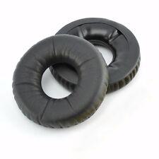 Repuesto almohadillas de cuero sintético para los oídos Cojines De Cuero adapta Sennheiser HD25 HD25-1