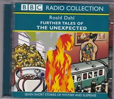 Roald Dahl - Further Tales Of The Unexpected - CD (2xCD Audio Book)
