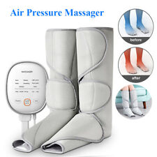 Leg Massager Air Compression Pressure For Circulation & Relaxation 3 Intensities
