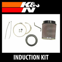 K&N 57i Performance Air Induction Kit 57-0518 - K and N High Flow Original Part