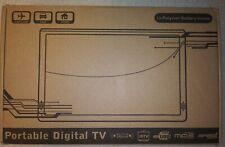 Leadstar D12 Portable 12 Inch TFT HD VGA ATSC ATSC.M/H TV Television Digital