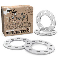 "4pc 1/4"" Thick Wheel Spacers - 5x5 & 5x5.5 - for Dodge Ford Chevy Chrysler"