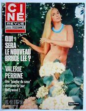 ►CINE REVUE 16/1975-PETER O'TOOLE-ALAIN DELON-MARION DAVIES-ROD STEWART-GALABRU