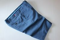 Tommy Bahama Shorts Offshore Portside Blue T814842 Flat Front T8378 New 32 Waist