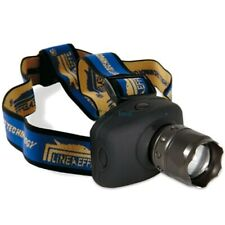 3 WATT LED LINEAEFFE Cree Zoom Head Lamp Torch Light Fishing