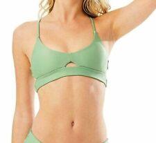 SPEEDO Helena Strappy Bikini Top Women's  size M Palm  #11797