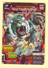 Strong Animal Kaiser Evolution 1 Ultra Super Rare Ninja Trained Siegfried A-125E