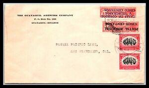 GP GOLDPATH: ECUADOR COVER 1940 _CV733_P13