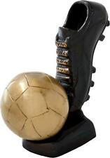 Decorative Soccer Ball and Shoe Showpiece Home Décor Sculpture Statue