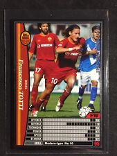 2002-03 Panini WCCF Serie A Francesco Totti AS Roma card
