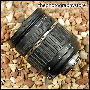 Lovely Nikon AF-S Tamron 17 50mm F2.8 XR Di2 SP Zoom DX Digital SLR