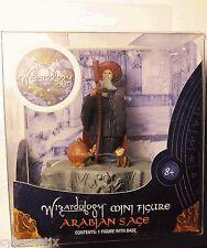 Fantasy Arabian Sage Statuette Figure Sababa WIZARDOLOGY Resin Toys New 2007