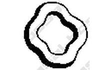 BOSAL Almohadilla de tope, silenciador BMW Serie 3 255-013