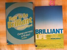 Brilliant Life: & How To Be Brilliant ... by Heppell, Michael , New