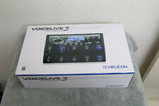 Tc Helicon Voicelive 3 Extreme Multi-Effects Processor - New in Sealed Box!