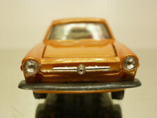 JOAL SEAT 850 COUPE (FIAT) - PEARL ORANGE 1:43 - VERY GOOD CONDITION