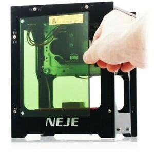 NEJE DK-8-KZ 1500mW Professional DIY Desktop Mini CNC Laser Engraver Cutter