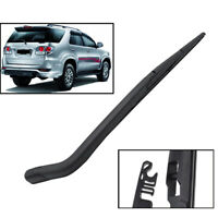 XUKEY Windshield Wiper Blade Arm Kit Rear Window Set For Toyota Fortuner MK1 04-