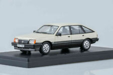 OPEL ASCONA CC SR 1981 WHITE BOS 43365 1/43 C RESINE WEISS BIANCA