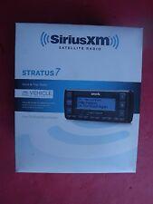 New SEALED SIRIUS XM Stratus 7 SSV7V1 Satellite Radio Receiver W/ Vehicle Kit