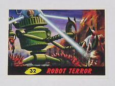 Topps Mars Attacks Trading Card 1994 Base Card NM #32 Robot Terror