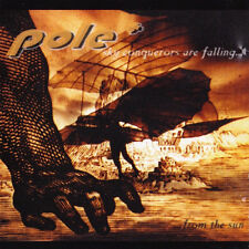 POLE Sky conquerors are falling from the sky CD (1998 We Bite) Neu!