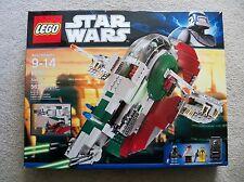 LEGO Star Wars - Rare Slave 8097 - New & Sealed - Boba Fett Han Solo Bossk
