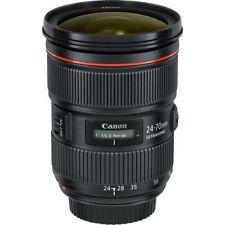 Canon Ultrasonique EF 24-70mm F/2.8l USM objectif de Zoom