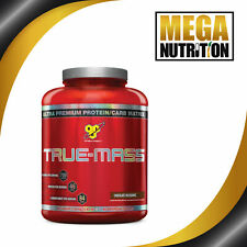 BSN True Mass Chocolate Milkshake 2640g | Bodybuilding & Sports Supplement