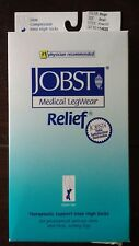 Jobst 20-30 Beige Small Knee High Open Toe Socks 114625