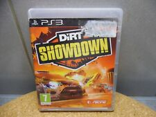 Jeu sony PS3 : DIRT SHOWDOWN - complet