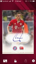 Philipp Lahm Topps Kick 2018 Digital Auto Card