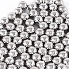 100 Pcs Bike Bicycle Wheel Bearing Steel Balls 7mm Diameter CT