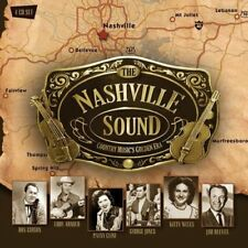 The Nashville Sound  Country Musics Golden Era [CD]